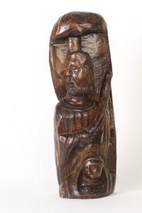 16c($30)-Joseph, Mary _ Jesus-18x6x3.5